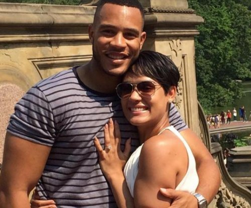 'Empire' co-stars Grace Gealey and Trai Byers are married