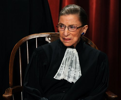 Justice Ginsburg regrets comments critical of Trump