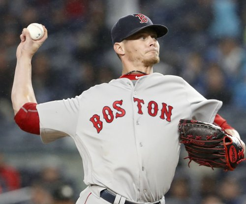 Boston Red Sox pick up option on RHP Clay Buchholz