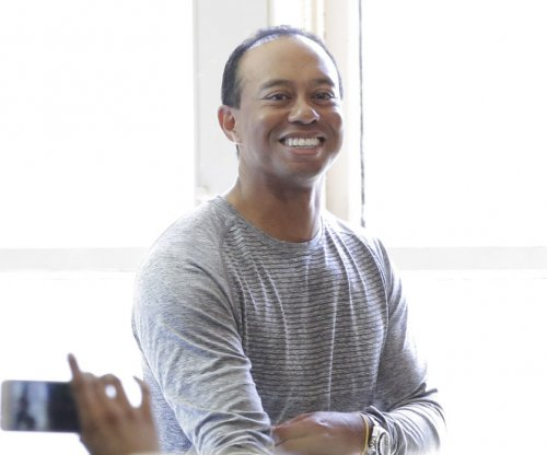 """Tiger Woods """"trying everything"""" to play Masters in two weeks"""