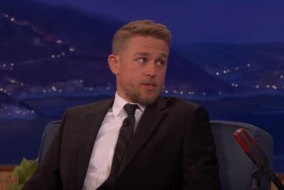 Charlie Hunnam on James Bond rumors: 'I look devilishly handsome in a suit'