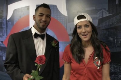 Twins use 'Bachelorette' in Rosario All-Star Game campaign