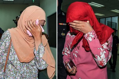 Malaysian sharia court canes two women for attempting to have sex