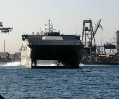U.S. Navy ship visits Sudan in show of partnership
