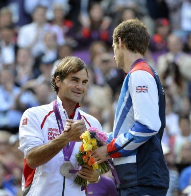 Murray, Federer in same half of Open draw