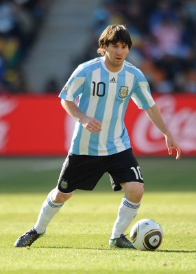 Messi heads FIFA Player of the Year list