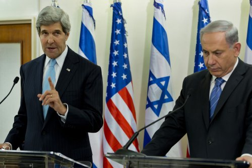 John Kerry cancels trip to Israel at last minute