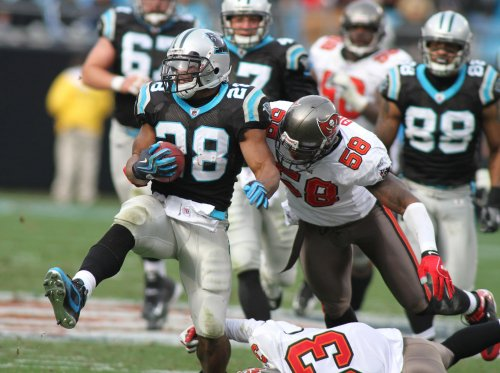 NFL: Carolina 23, New Orleans 10