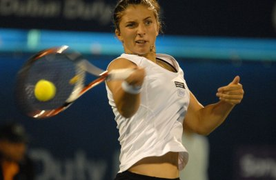 Errani advances but Pervak out in Hungary
