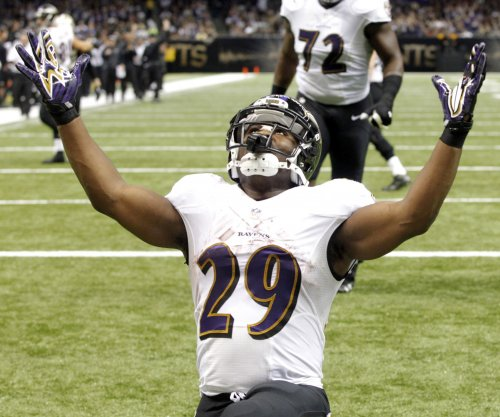 Forsett propels Ravens to a victory over the Saints