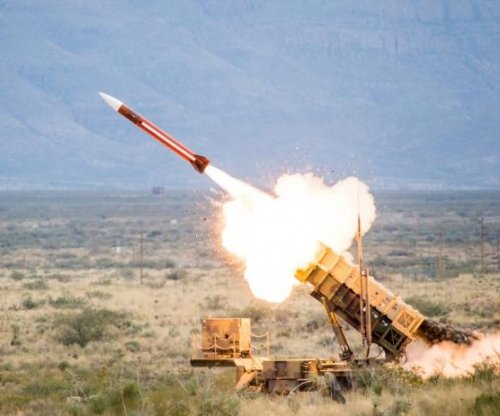 Patriot takes out two ballistic missiles in latest test