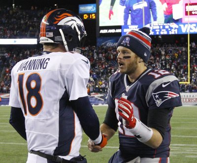 New England Patriots-Denver Broncos: No Tom Brady vs. Peyton Manning, so D is big