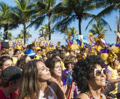 Brazil celebrating Carnival in full force despite Zika virus threat