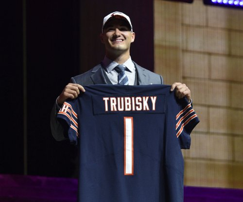 Chicago Bears sign 2017 No. 2 NFL draft pick QB Mitchell Trubisky