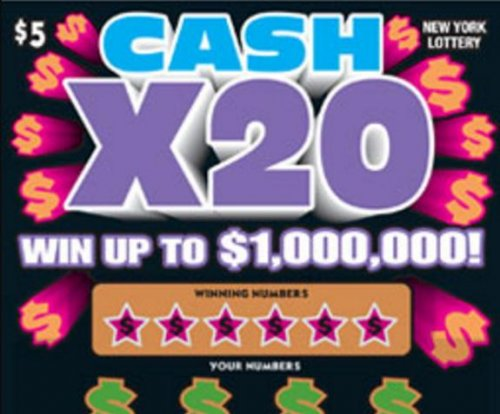 New York man credits young grandkids with causing $1M lottery win