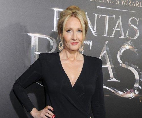 J. K. Rowling addresses Johnny Depp casting in 'Fantastic Beasts 2'