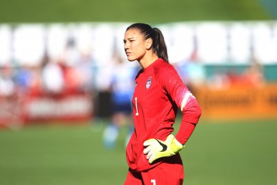 Hope Solo: USWNT goalie running for president of US Soccer