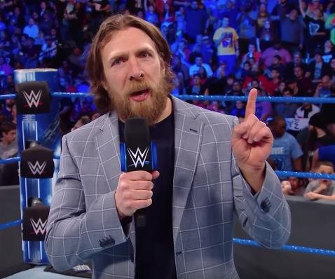 WWE Smackdown: Daniel Bryan is cleared to wrestle