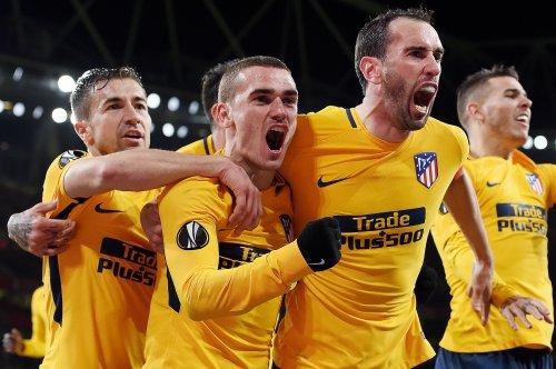Antoine Griezmann nutmegs Arsenal keeper for score, does 'Fortnite' celebration