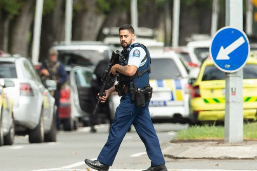 Police: Christchurch shooting suspect was arrested on way to 3rd location
