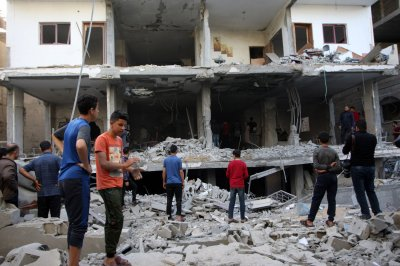 Israel, Gaza reach cease-fire after weekend missile exchanges