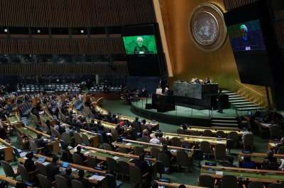 Friday slate features China, Venezuela, India, Pakistan, Bahamas at U.N.