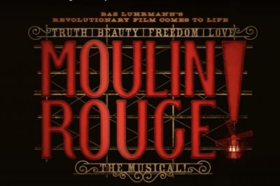 'Moulin Rouge! The Musical' national tour to begin in 2022