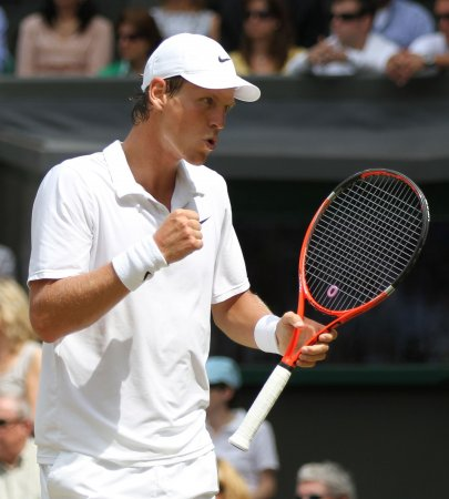 Berdych wins spot in ATP Tour Finals