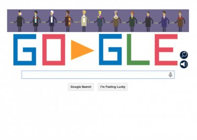 'Doctor Who' anniversary celebrated with Google doodle