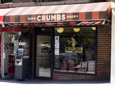 Crumbs bakery reopens under new ownership