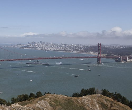 At least 5 earthquakes strike San Francisco Bay Area on Sunday