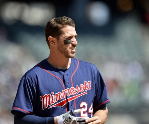 Trevor Plouffe homers to lead Minnesota Twins past Cleveland Indians