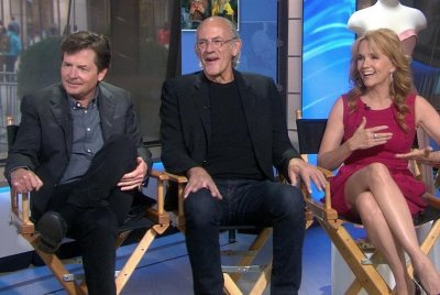 'Back to the Future' Day: Michael J. Fox, Christopher Lloyd celebrate pop culture event