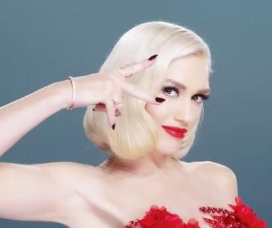 Gwen Stefani named new face of Revlon beauty