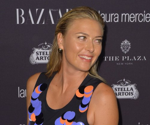 Maria Sharapova scheduled to return April 26 at Stuttgart