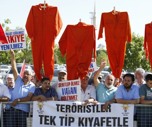 34 sentenced to life for attempting to assassinate Turkish leader Erdogan