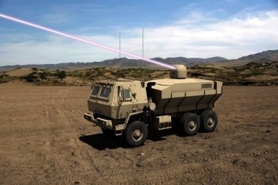 Dynetics, Lockheed chosen for work on 100 KW laser weapon