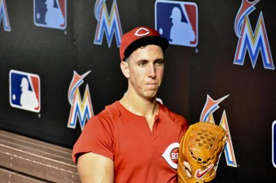 Reds P Michael Lorezen says he could be starter and play field on off days