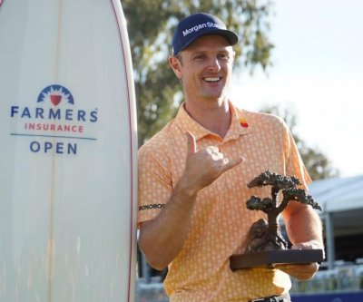 Justin Rose wins Farmers Insurance Open; Tiger Woods tied for 20th