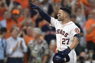 ALDS: Justin Verlander, Jose Altuve lead Houston Astros over Tampa Bay Rays