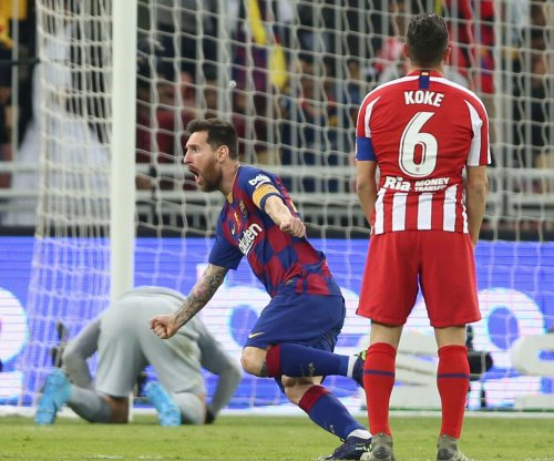 Lionel Messi jabs Barcelona for 'childish errors' after Super Cup loss