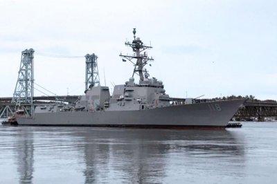Future USS Daniel Inouye completes acceptance trials