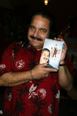 Ron Jeremy out of the hospital after aneurysm