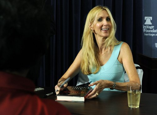Ann Coulter defends calling Obama 'retard'