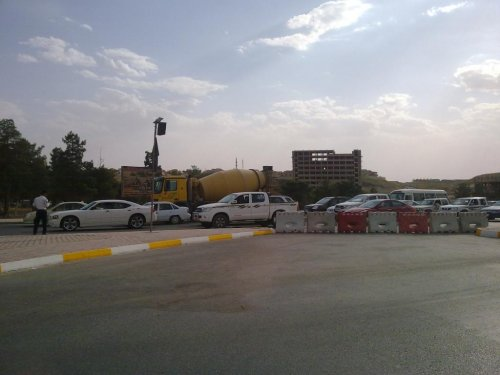 Traffic woes building in Iraqi Kurdistan cultural capital