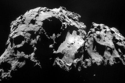 Astronomers discover worst-smelling comet in space