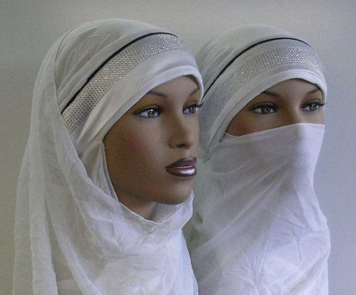 Muslim woman sues police in Michigan for making her remove head scarf