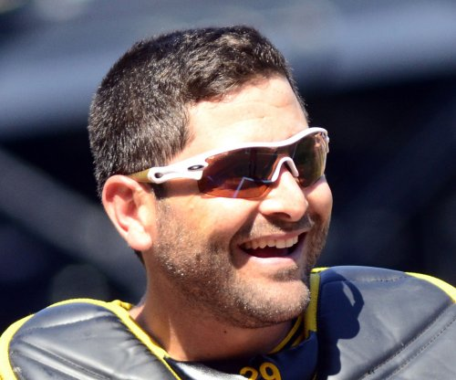 Pittsburgh Pirates place Francisco Cervelli on DL; Gerrit Cole having MRI