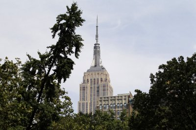 On This Day: B-25 crashes into Empire State Building