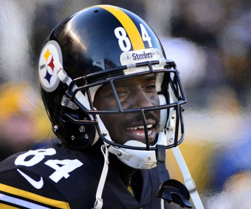 Steelers' Brown to Bell: 'Show up'